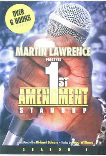 TV Series - Martin Lawrence Presents 1st Amendment Standup