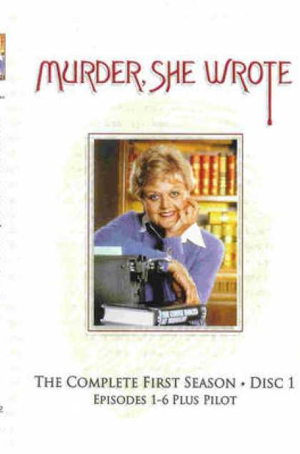 TV Series - Murder She Wrote
