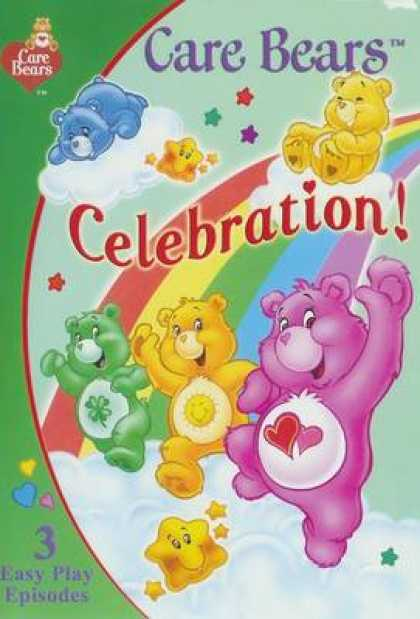 TV Series - Care Bears - Celebration!
