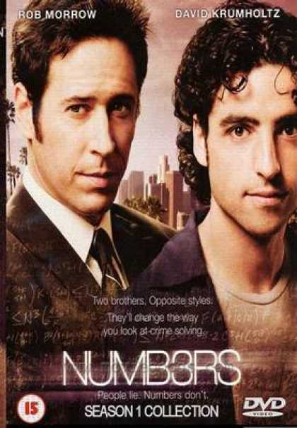 TV Series - Numb3rs