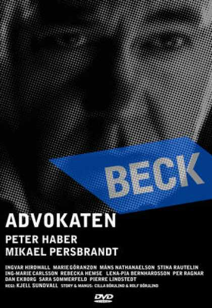 TV Series - Beck 20 Advokantent SWE