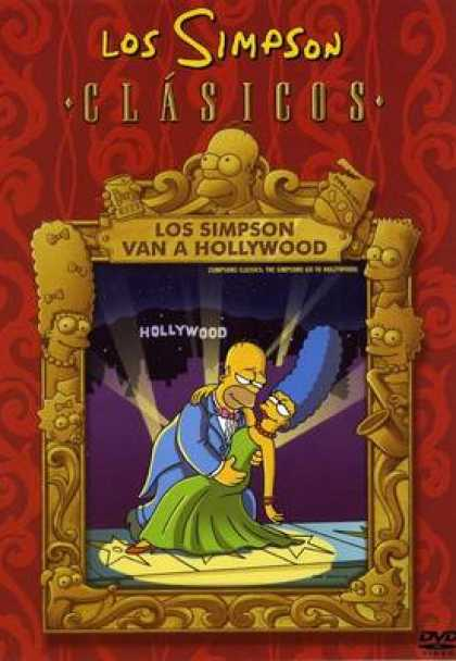 TV Series - The Simpsons Classics The Simpsons Go To Holly