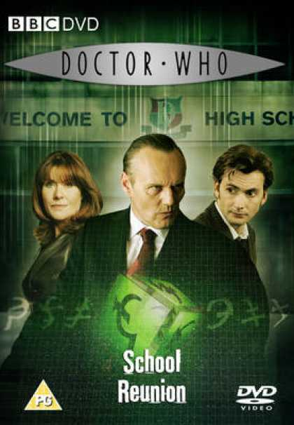 TV Series - Doctor Who - School Reinion