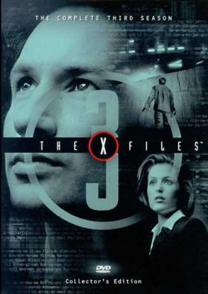 TV Series - The X Files Box
