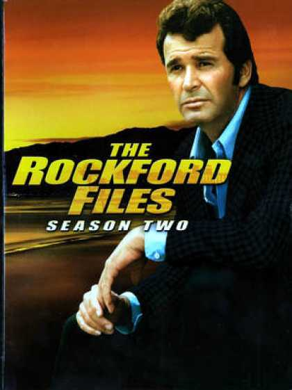 TV Series - The Rockford Files - (1975-76)