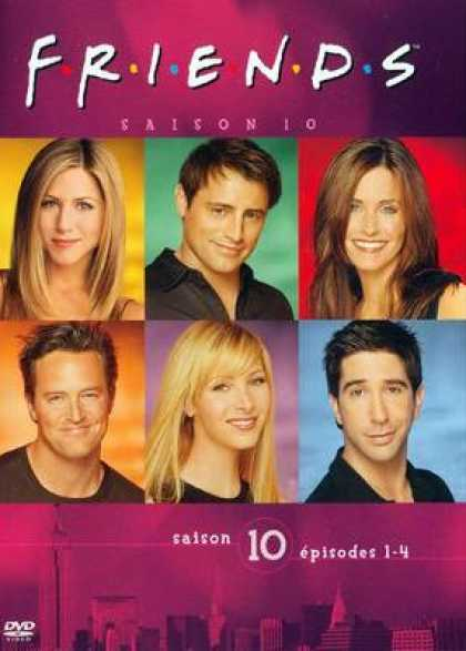 TV Series - Friends 0 1 -