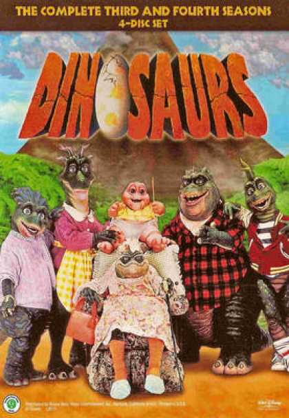 TV Series - Dinosaurs