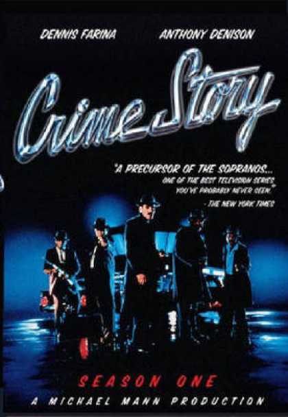 TV Series - Crime Story SCE