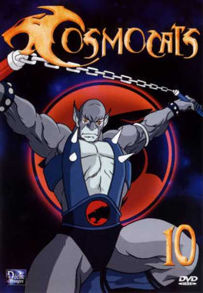 TV Series - Cosmocats 10 6