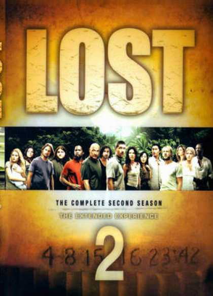 TV Series - Lost S2 Box
