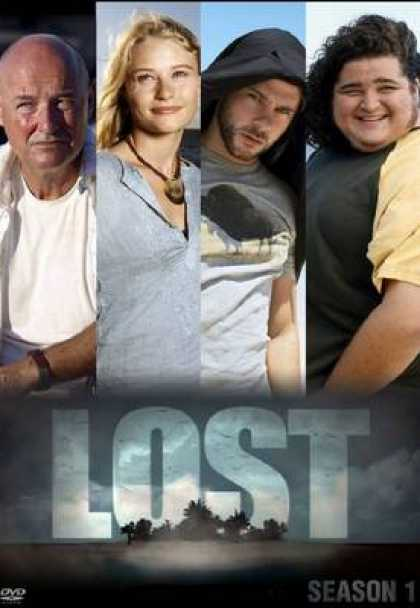 TV Series - Lost Part 1 & 4 Good