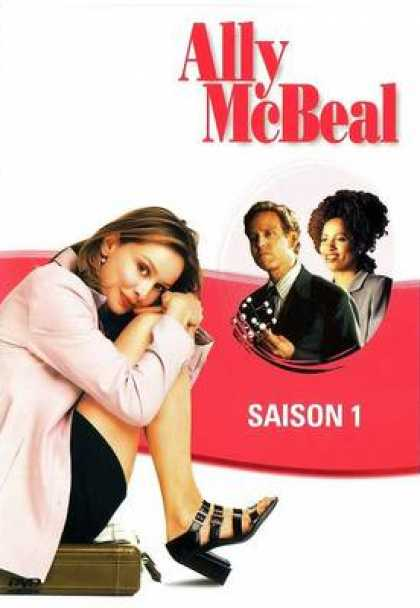 TV Series - Ally Mcbeal