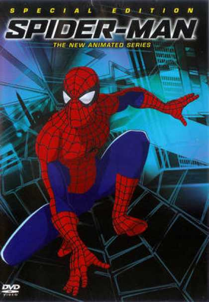 TV Series - Spider-Man The New Animated Series SE