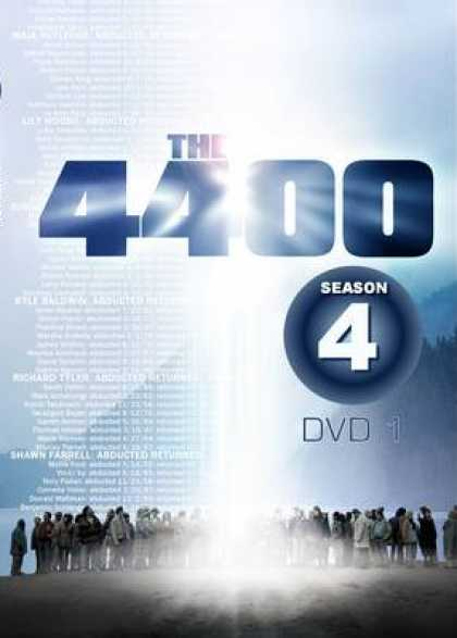 TV Series - The 4400: R0