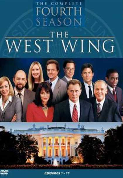 TV Series - The West Wing Episodes 1
