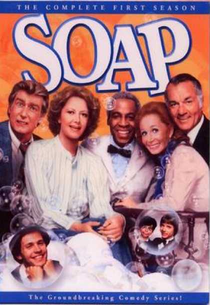 TV Series - Soap The Complete 1st Season