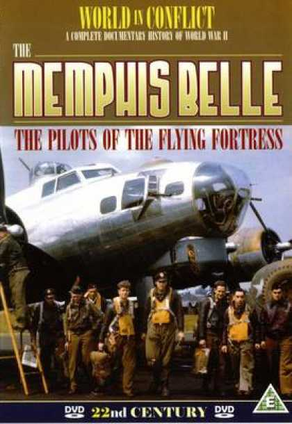 TV Series - World In Conflict - The Memphis Belle - The Pi