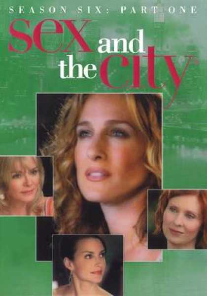 TV Series - Sex And The City Part One