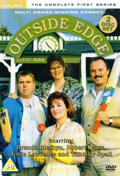 TV Series - Outside Edge The Complete First Series