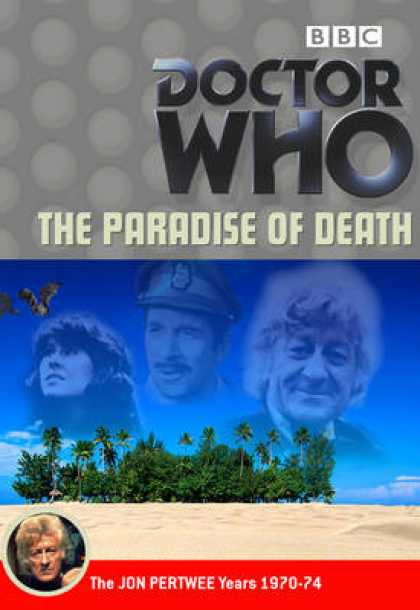 TV Series - Doctor Who - The Paradise Of Death