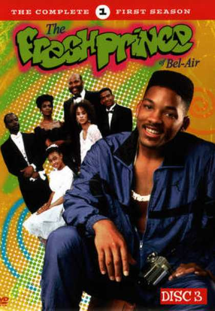 TV Series - The Fresh Prince Of Bel-Air