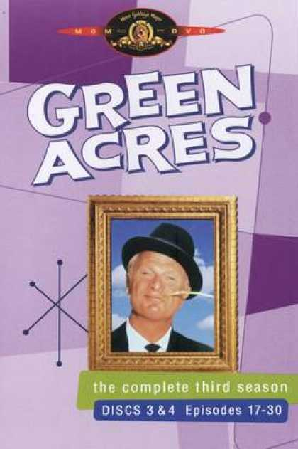 TV Series - Green Acres -Complete Third Season -Ep 17-30