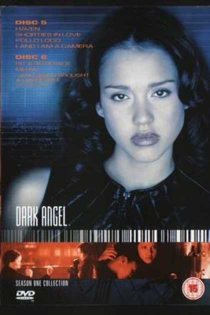 TV Series - Dark Angel And
