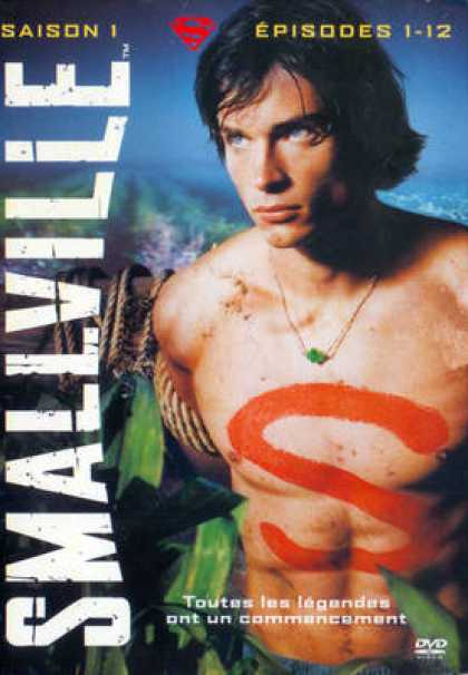 TV Series - Smallville Episodes 1-12