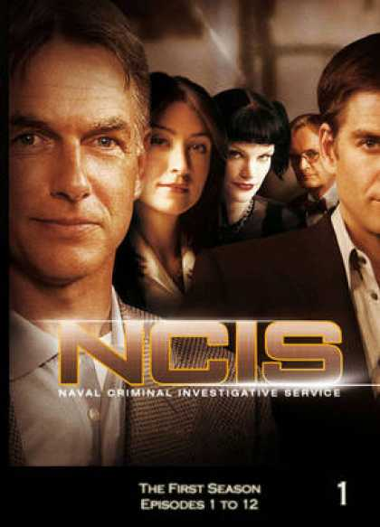 TV Series - NCIS Episodes 1-