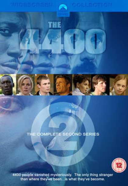 TV Series - The 4400 The Complete Second Series Uk