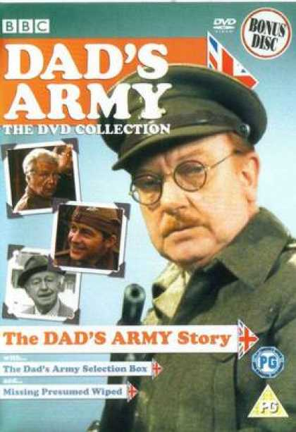TV Series - Dad's Army Boxset Cvr