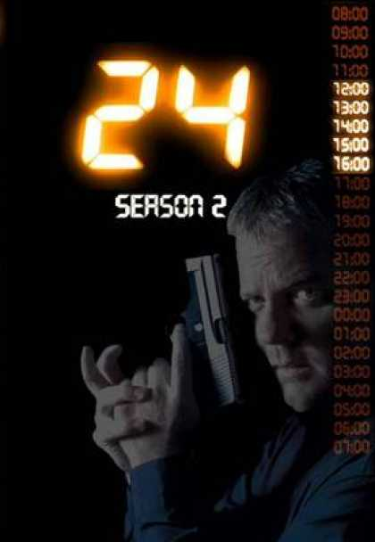 TV Series - 24 Twentyfour (disc 2)