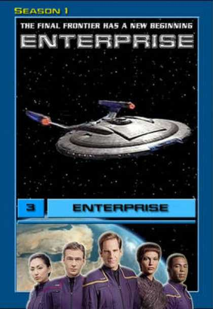 TV Series - Enterprise Episodes 17