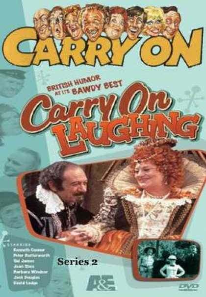 TV Series - Carry On Laughing