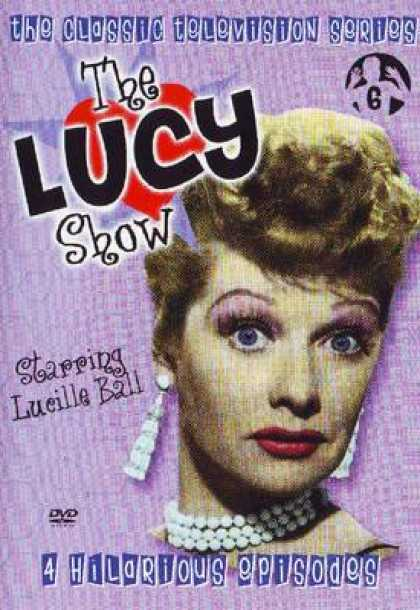 TV Series - The Lucy Show