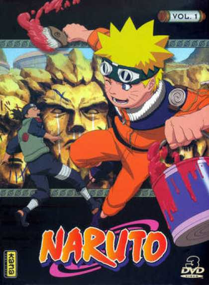 TV Series - Naruto