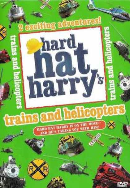 TV Series - Hard Hat Harrys-Trains And Helicopters