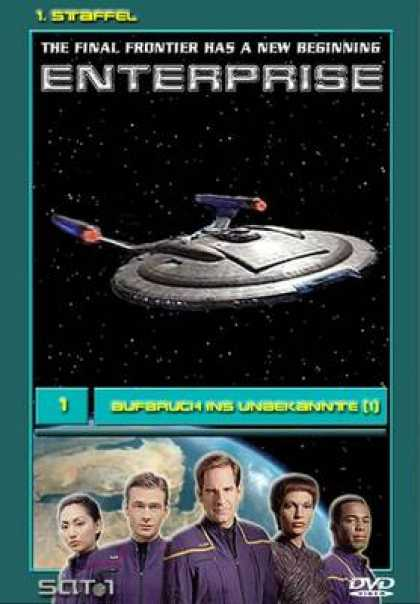 TV Series - Star Trek Enterprise 1x01 GER