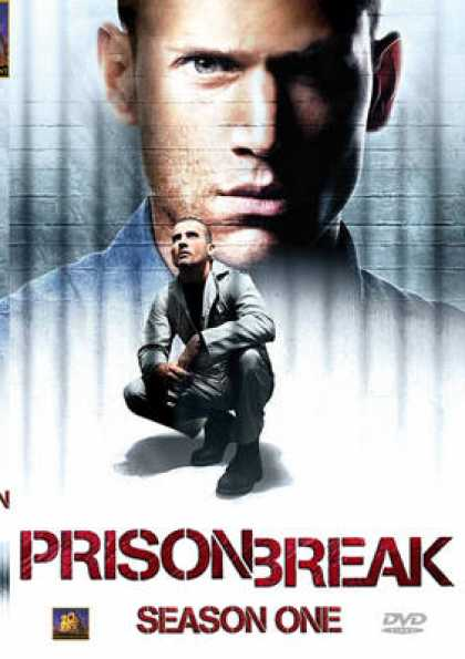 TV Series - Prison Break SWEDISH