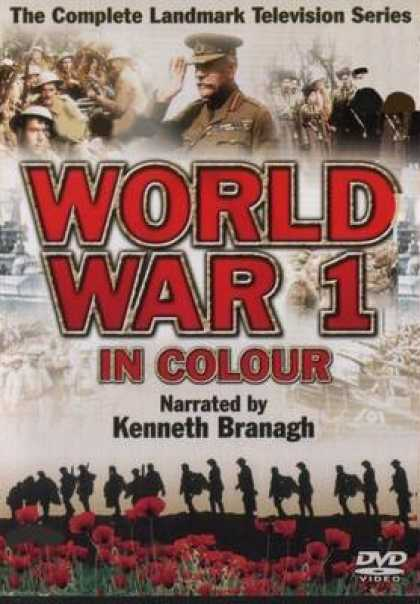 TV Series - World War I - In Colour