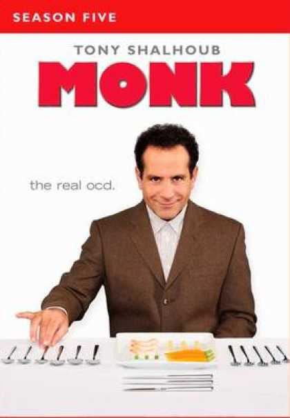 TV Series - Monk