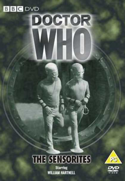 TV Series - Doctor Who - The Sensorites