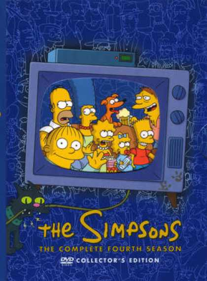 TV Series - The Simpsons SWEDIS