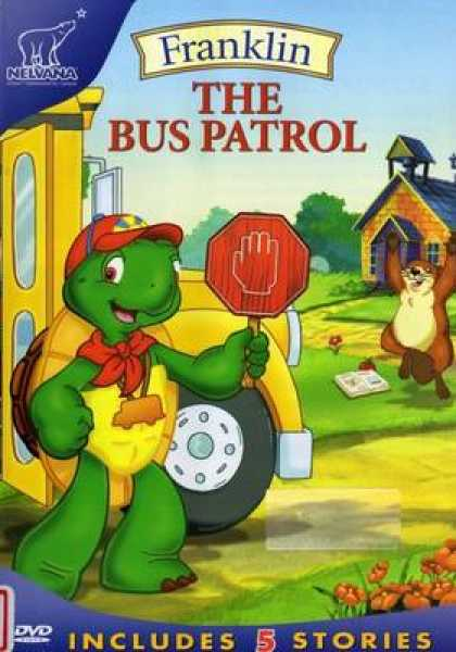 TV Series - Franklin - The Bus Control