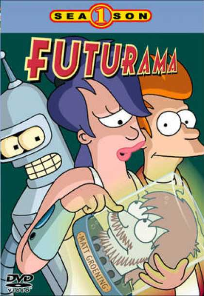 TV Series - Futurama - Four