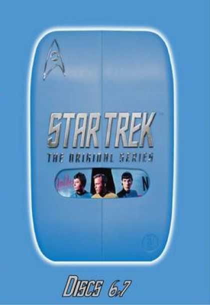 TV Series - Star Trek Disks 6