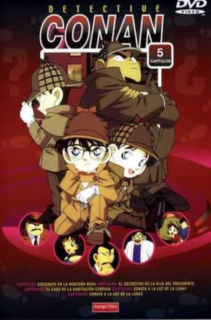 TV Series - Detective Conan Spanish