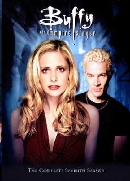 TV Series - Buffy The Vampire Slayer