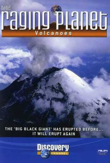 TV Series - The Raging Planet: Volcanoes Thinpack