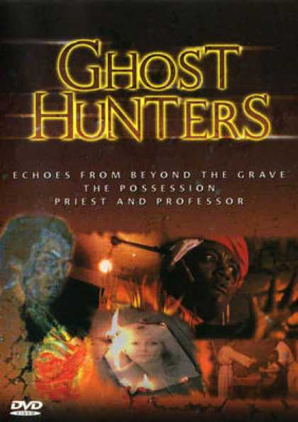 TV Series - Ghost Hunters